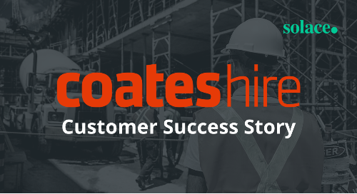 Coates Hire Customer Success Story