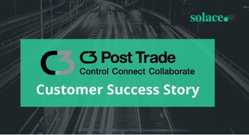 Customer Success Story: C3 Post Trade