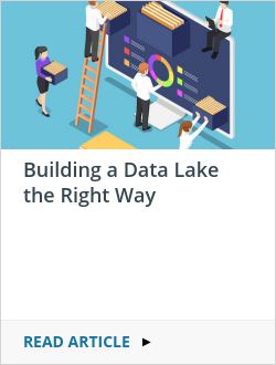 Building a Data Lake the Right Way
