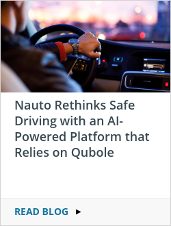 Nauto Rethinks Safe Driving with an AI-Powered Platform that Relies on Qubole