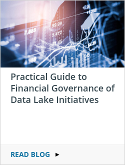 Practical Guide to Financial Governance of Data Lake Initiatives