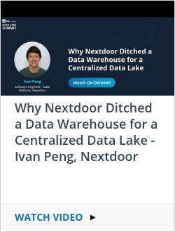 Why Nextdoor Ditched a Data Warehouse for a Centralized Data Lake - Ivan Peng, Nextdoor
