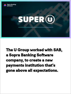 The U Group worked with SAB, a Sopra Banking Software company, to create a new payments institution that's gone above all expectations.