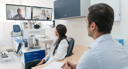 Visio Health Utilizes Cloud-Managed LTE for Telemedicine Applications