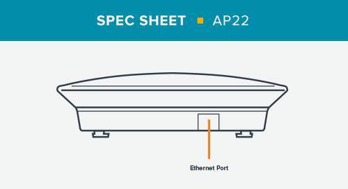 AP22 Spec Sheet
