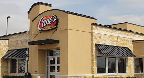 Raising Cane's Deploys Cloud-Managed Network for Reliable Connectivity