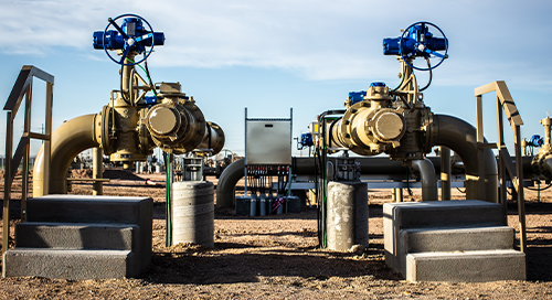 ARB Midstream Monitors SCADA with Cloud-Managed LTE