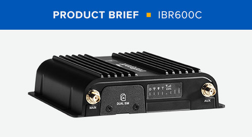 IBR600C Product Brief