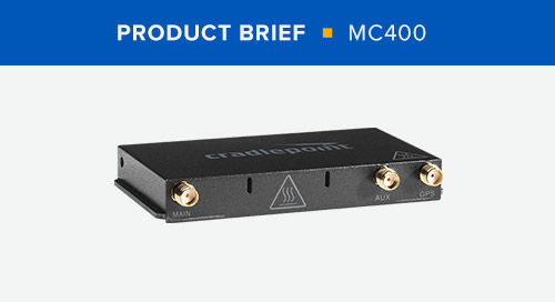 MC400 Product Brief