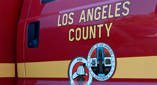 County of Los Angeles Fire Department Bolsters Communication and Efficiency with Gigabit-Class LTE in Vehicles
