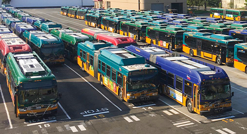 Seattle Transit Agency Welcomes Aboard Reliable LTE for In-Vehicle Systems