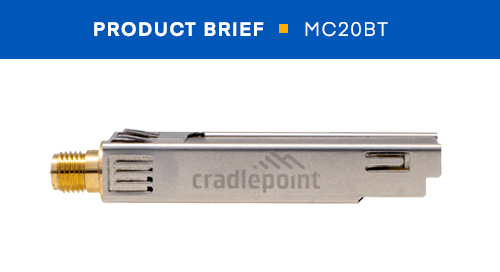 MC20BT Product Brief