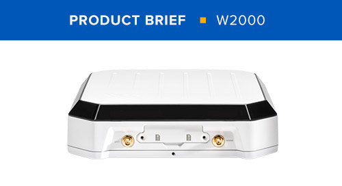 W2000 Product Brief