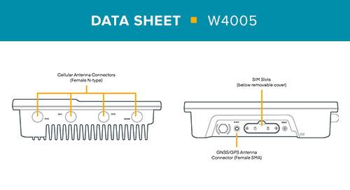 W4005 Data Sheet
