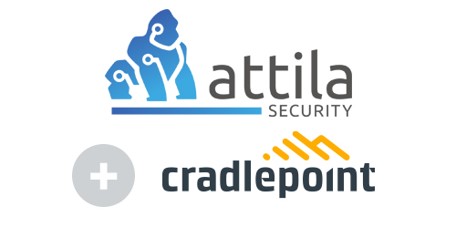 Cradlepoint + Attila: Military Grade Security for Mission-Critical Deployments