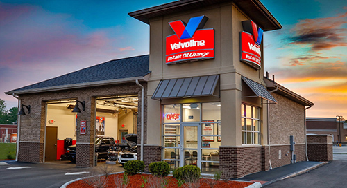 Valvoline Oil Change Locations Use Cellular for Hybrid WAN and Service with a Last Mile
