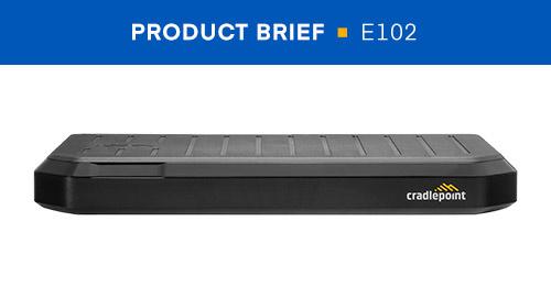 E102 Series Product Brief
