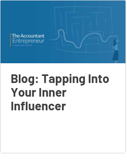 Blog: Tapping Into Your Inner Influencer