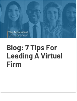 Blog: 7 Tips For Leading A Virtual Firm