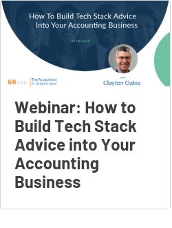 Webinar: How to Build Tech Stack Advice into Your Accounting Business