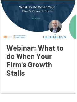 Webinar: What to do When Your Firm's Growth Stalls