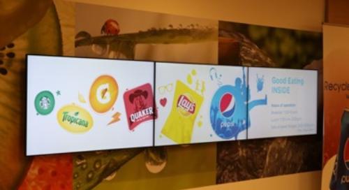 PepsiCo: The Power of Signage to Change Behavior