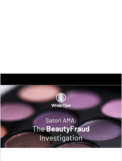 Satori AMA: The BeautyFraud Investigation