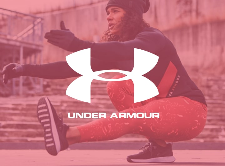 Under Armour: 35% higher conversion rate when using search
