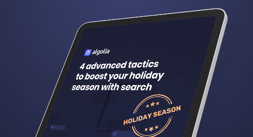 4 advanced tactics to boost your holiday season with search