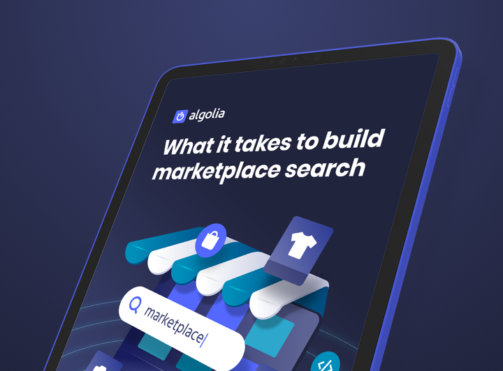 What it takes to build marketplace search
