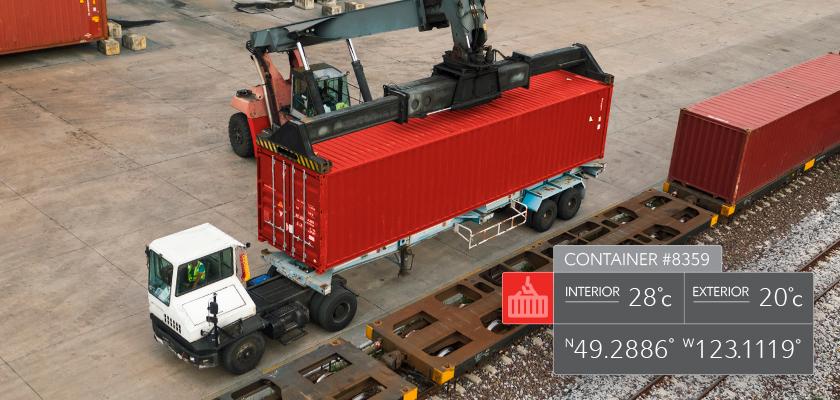 Shipment vehicles moving bins