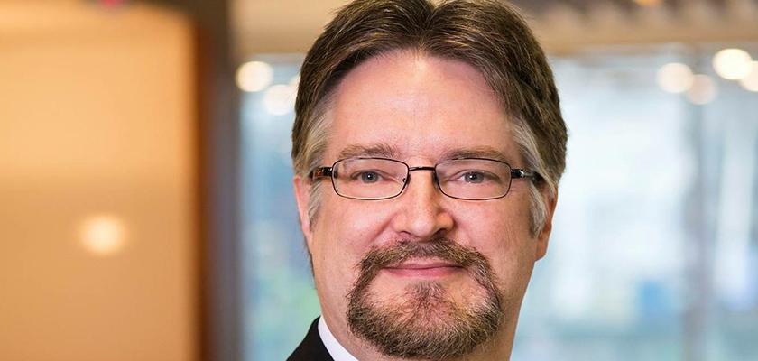 Rick Charron, administrateur et gestionnaire du système des TI