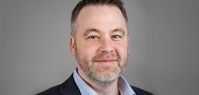 David Lawton, chef des TI chez MDS