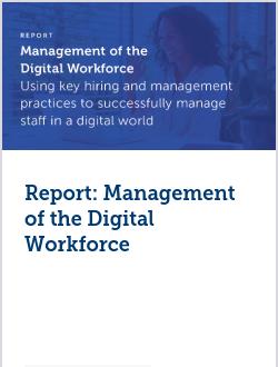 Report: Management of the Digital Workforce