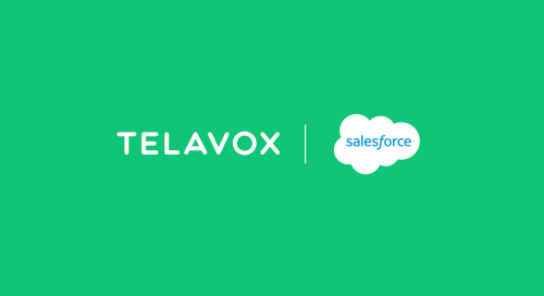 Telavox integration with Salesforce