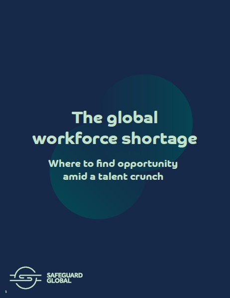 The global workforce shortage