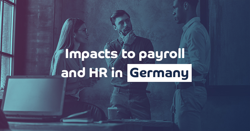 Legislative impacts in Germany during COVID-19
