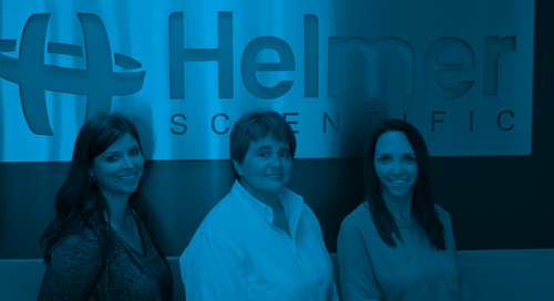 Helmer Scientific Slashes Time-to-Quote
