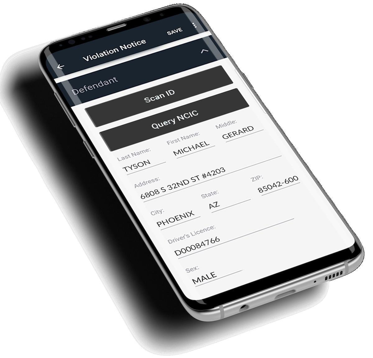 SceneDoc - Samsung S8