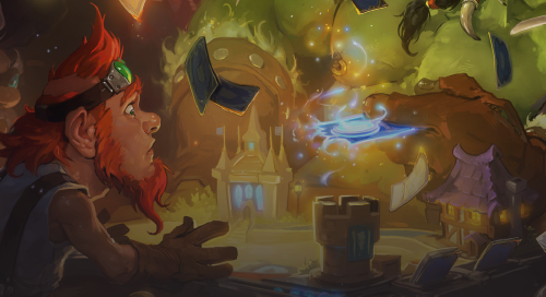 Card Life Hearthstone by Blizzard Entertainment