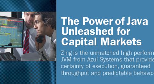 Capital Markets Technology Brief