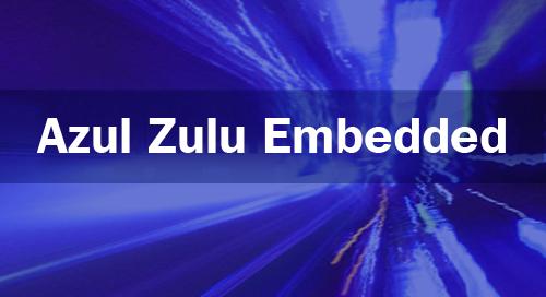 Azul Zulu Embedded