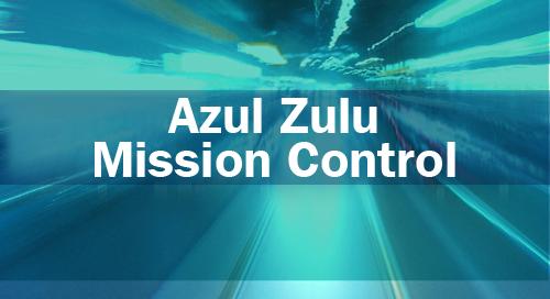 Azul Zulu Mission Control