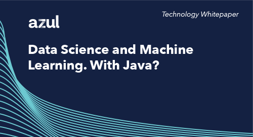 Data Science and Machine Learning. With Java?