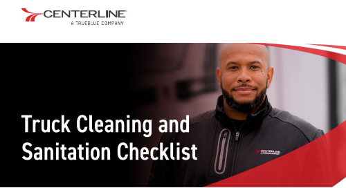 Trucking Cleaning and Sanitation Checklist