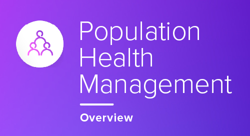 Population Health Management Overview