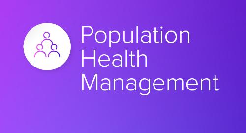 Population Health Management Overview