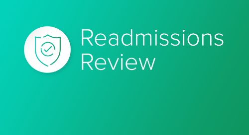 Readmissions Review