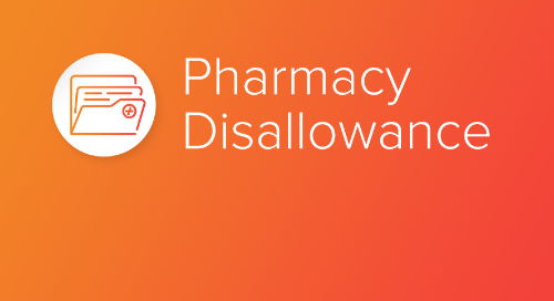Pharmacy Disallowance