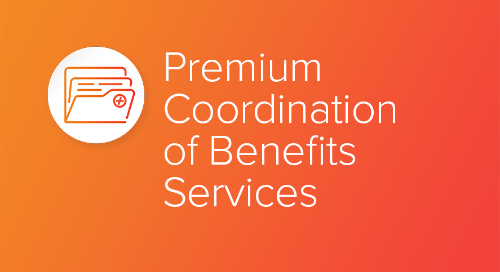 Premium Coordination of Benefits Services